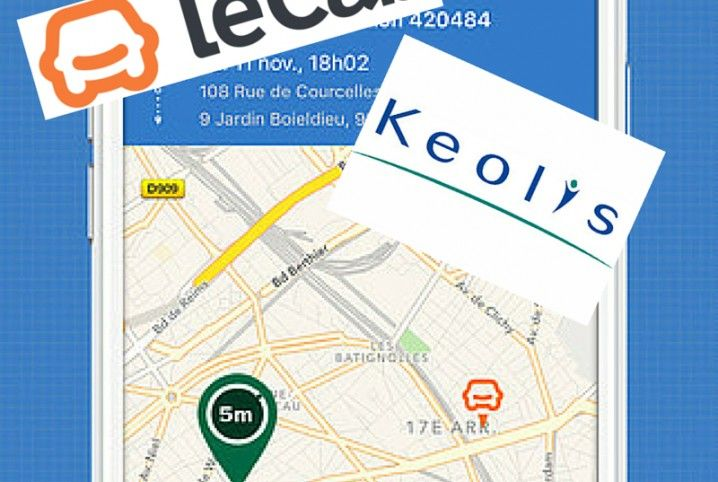 LeCab s'attaque au transport conventionné