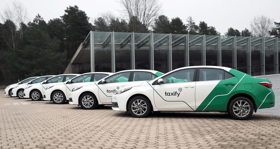 Taxify prépare son lancement à Paris