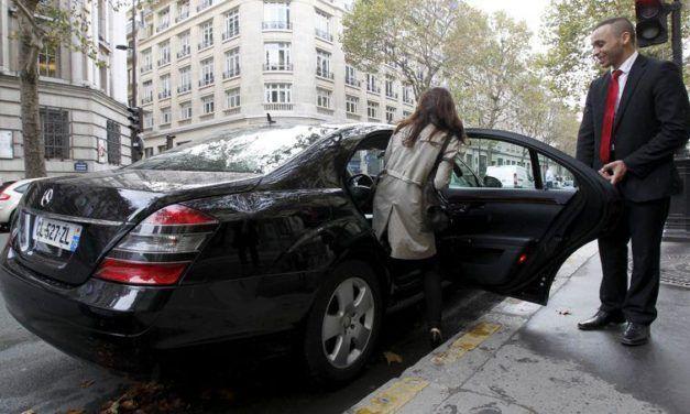 Daimler rachète Chauffeur Privé