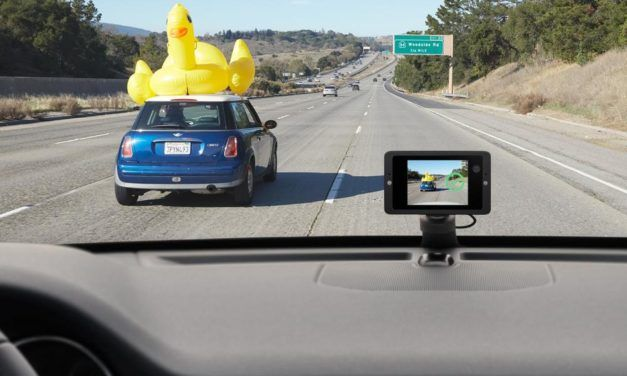 La Dashcam connectée « Car Cam » de Owl
